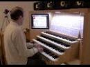 Bach - BWV 645 Wachet auf, ruft uns die Stimme Cantata 140, Hauptwerk, Laurenskerk, Rotterdam