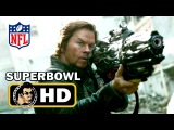 TRANSFORMERS: THE LAST KNIGHT Extended Super Bowl Big Game Spot (2017) Mark Wahlberg Sci-Fi Movie HD