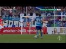 FSV Zwickau Hamburger SV 0 1 Alen Halilović Goal Germany DFB Pokal