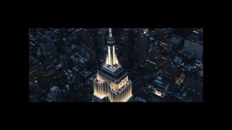 Stunning New York City Skyline at Night - HD