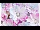 Foamiran and Silk Foam Flowers Tutorial * Emilia Sieradzan *