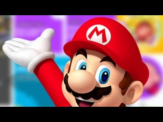 Super Mario iPhone Gameplay (Super Mario Run on the app store)