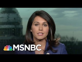 Rep. Tulsi Gabbard Leaves DNC: 'Far Too Much At Stake' | Morning Joe | MSNBC