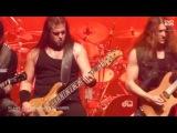 Iced Earth-Great Heathen Army+Burning Times+ of BabylonPlagues @ 013 Tilburg (NL) 2016-Dec-05