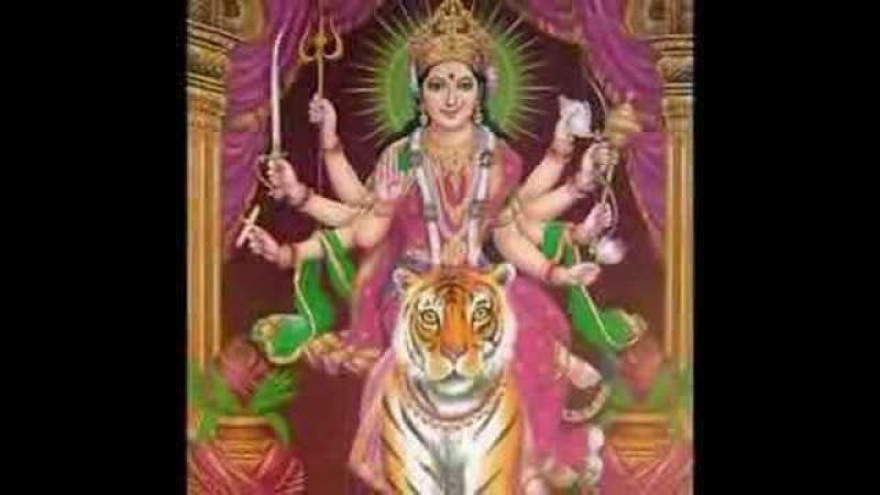 Jai Mata Di - Shri Nav Durga Raksha Mantra
