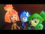 Фиксики - Шоколад (Новые серии 2017)  Познавательные мультики для детей