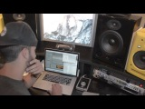 Raekwon Producer Makes a Beat ON THE SPOT - Jacuzzi Jefferson ft Hannah Sumner x Duvv