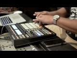 Busta Rhymes Producer Makes a Beat ON THE SPOT - Hazardis Soundz ft LMS