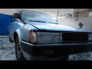 ТОЙОТА CORONA 1986. TRASH-СТИЛЬ. Вокруг машины походили, ручник порвали!