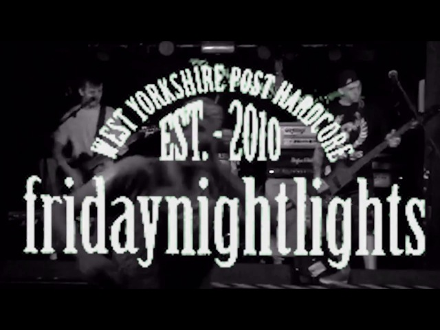 The Girl in the picture (Official Video) - Friday Night Lights
