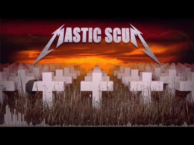 MASTIC SCUM - Damage Inc. (Metallica Cover) feat. Chris Breetzi