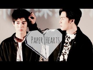 Liang Ze Hang Hang    Paper Hearts [YanDaiXieJie No.10/烟袋斜街10号]