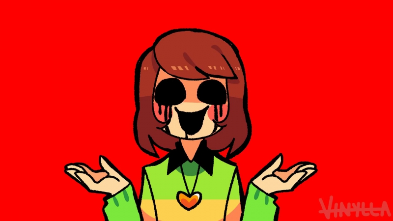 Chara ✿ I Do Love You Meme [FLASH WARNING]