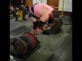 Кшиштоф Вербицки, тяга 400 кг