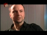 Paul Landers from Rammstein on A1TV interview 2010 Moscow