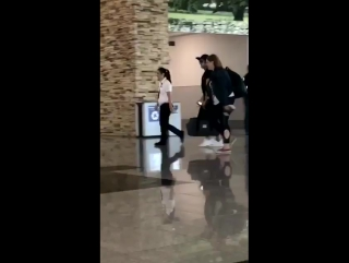 Зак покидает Коста-Рику 04 мая 2017 аэропорт