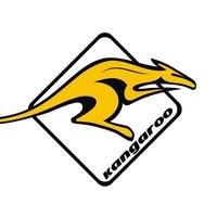 """Логотип AutoClub """"KANGAROO"""" (Набережные Челны, Елабуга)"""