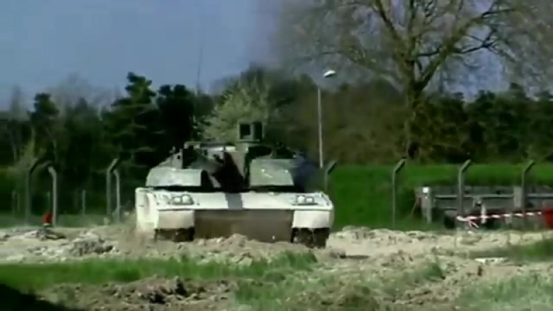 AMX 56 LECLERC in action military technology World of Tanks