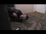 Захват пьяного дебошира нарядом ППС в Сургуте