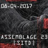 Assemblage23 / SITD в Москве 08.04.2017