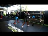 Школа бокса Good Old Boxing - Боксёрский кроссфит (28.01.17)