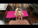 Mia Malkova  - Mia Malkova's Yoga Sex Tape
