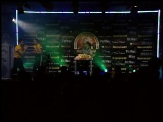 Zloty Tur 2006 final men right 70kg Iskandarov - Getiashvili