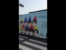 EXO BUS by Exo Baidu Bar 1
