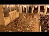Трансляция концерта  музыка Бетховена