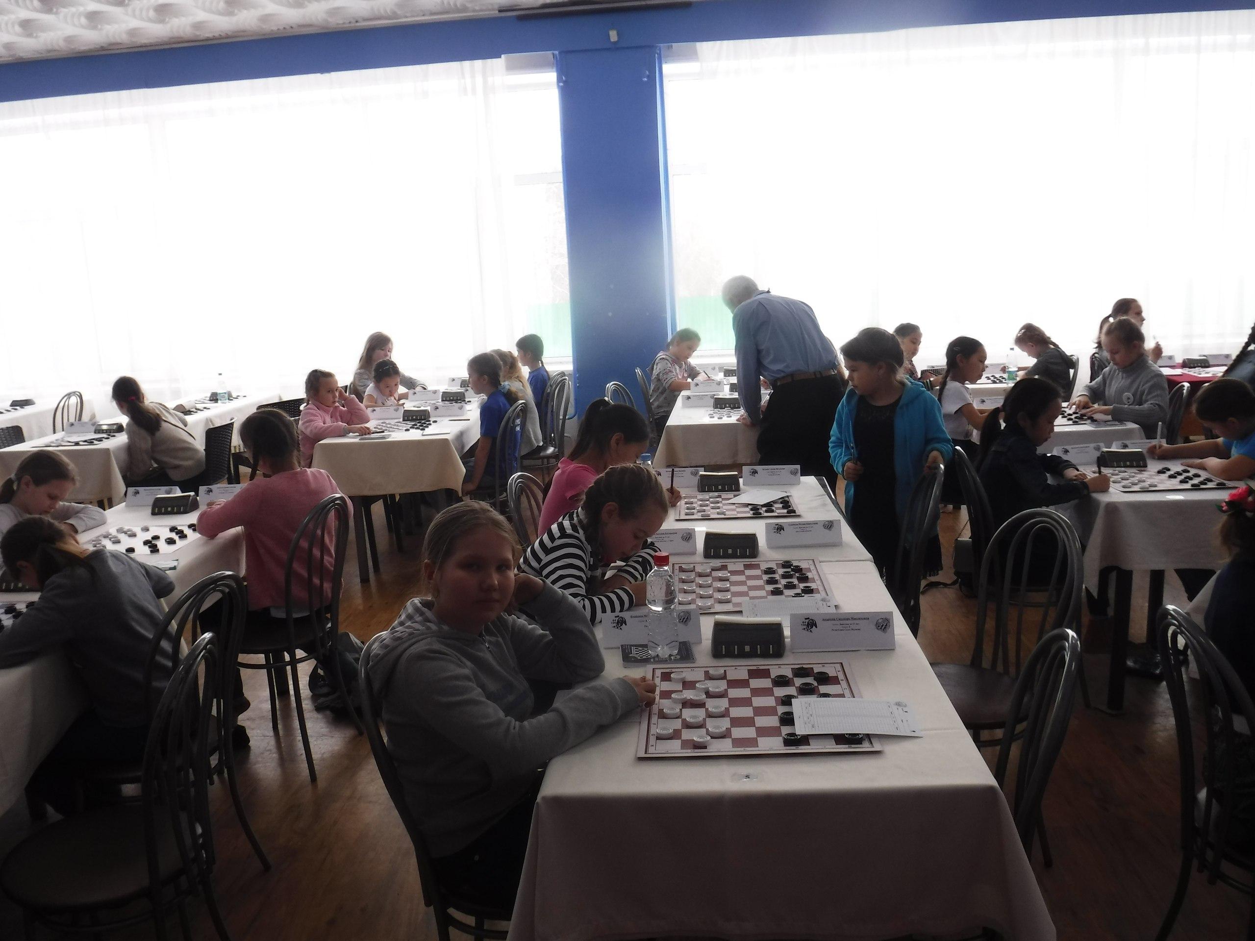 шашки, Милослава Имайкина
