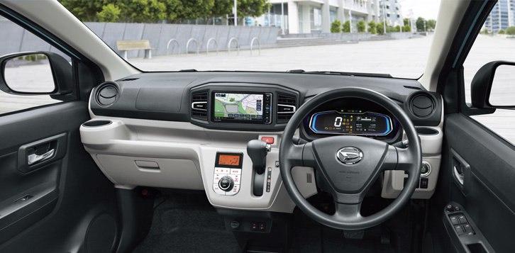 Компания Daihatsu выпустила новое поколение хэтчбека Mira e:S.