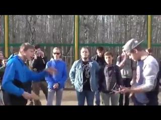 Деревенский баттл