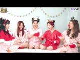 161224 Red Velvet @ Christmas House Party Self Camera [рус.саб]
