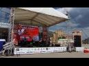 Мини концерт на площади Уфа-Арена