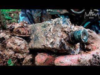 Раскопки советского блиндажа связистов | EE88