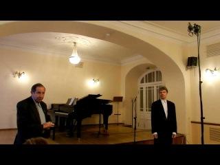 Антон Кубасов.Две песни В.В.Пушкова