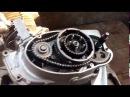 Успокоитель моторной цепи на ИЖ