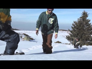 Small Foot: The Inflatable Snowshoes vs Conventional snowshoes