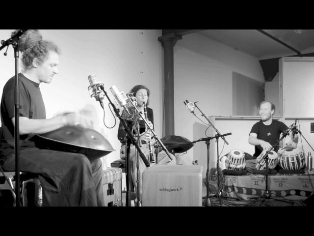 Sadler, Archer Tripp - Childe's Play (Hang, Tabla, Clarinet)