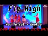 Red Velvet Rookie dance cover by Fly High K-POP SPACE PARTY!!! (26.03.2017)