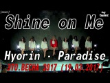 Hyorin - Paradise dance cover by Shine on Me [ЭТО.ВЕСНА 2017 (19.03.2017)]