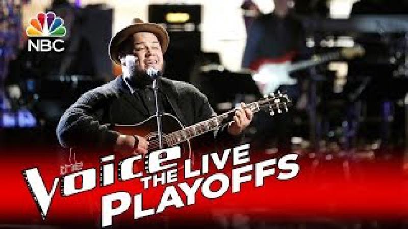 The Voice 2016 Christian Cuevas - Live Playoffs: Yesterday