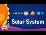 Kids vocabulary - Solar System - planets - Learn English for kids - English educational video