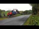 Бешеная скорость на гонках мотоциклов