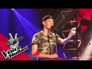 Шоу «Голос» Голландия 2016. - Тайс Пот с песней «Пока ты любишь меня». –