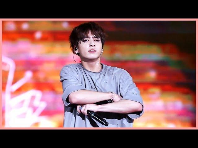 160907 힘찬함성 콘서트 쩔어 (정국 Focus)