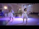 The Bride's Hot Sexy Dance Upskirt