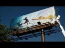 Сумки для сёрферов из рекламных плакатов Сделано из вторсырья