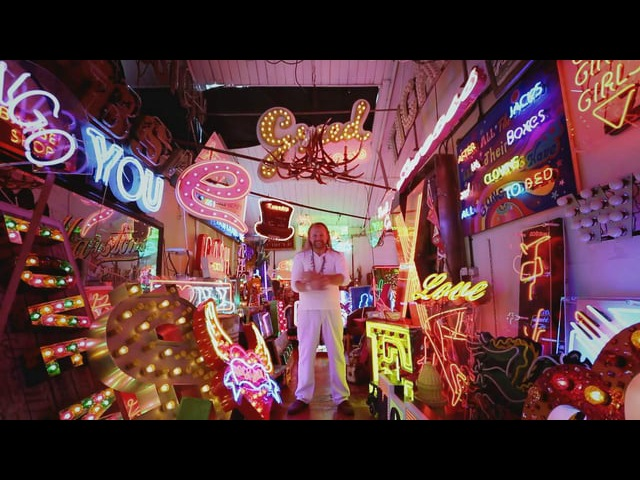 Chris Bracey - A short film about the Godfather of Neon