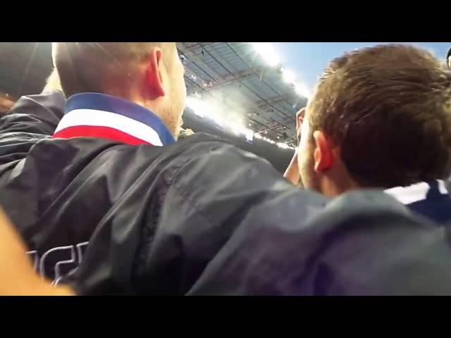 Евро 2016 Французские болельщики France Islande EURO 2016 MI TEMPS